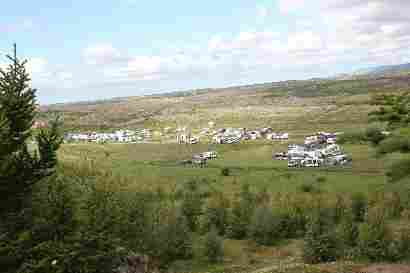 Camping site in Varmaland