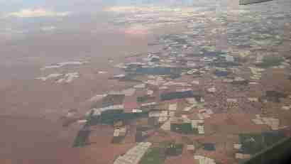 Morocco from air