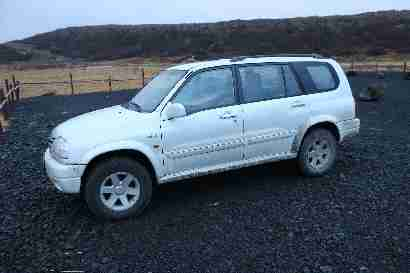 Suzuki Grand Vitara XL-7 2004