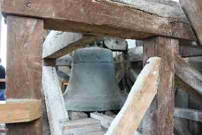 Salisbury cathedral bells