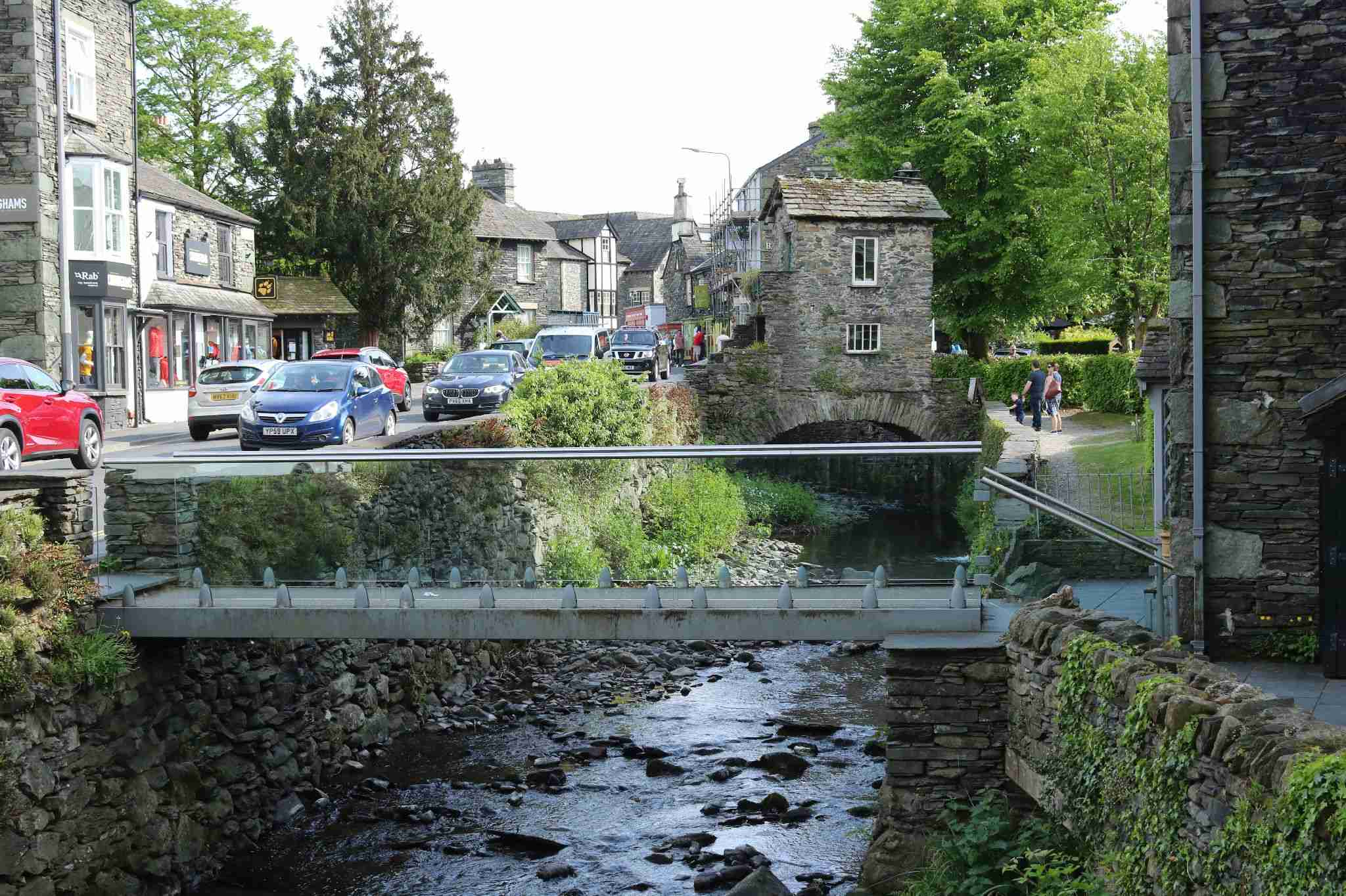 Stock ghyll in Ambleside