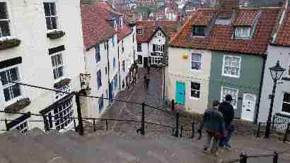 Whitby houses