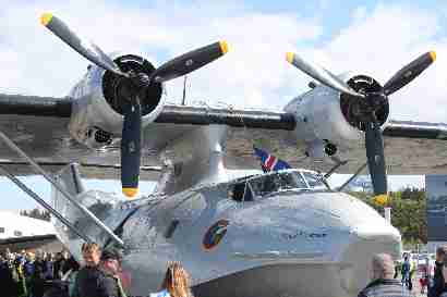 PH-PBY 16-218 Catalina PBY-5A Dutch cat