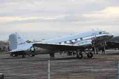 O-30665 DC-3 N47E Miss Virginia
