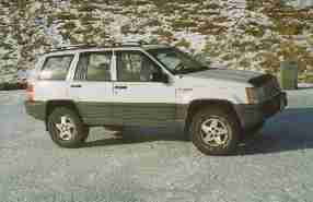 Jeep Grand Cherokee Laredo 4,0 1995